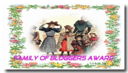 family-of-bloggers-award