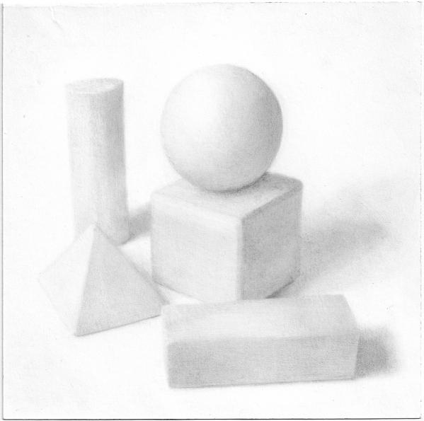 """""""geometric shapes study"""" ~ sld"""