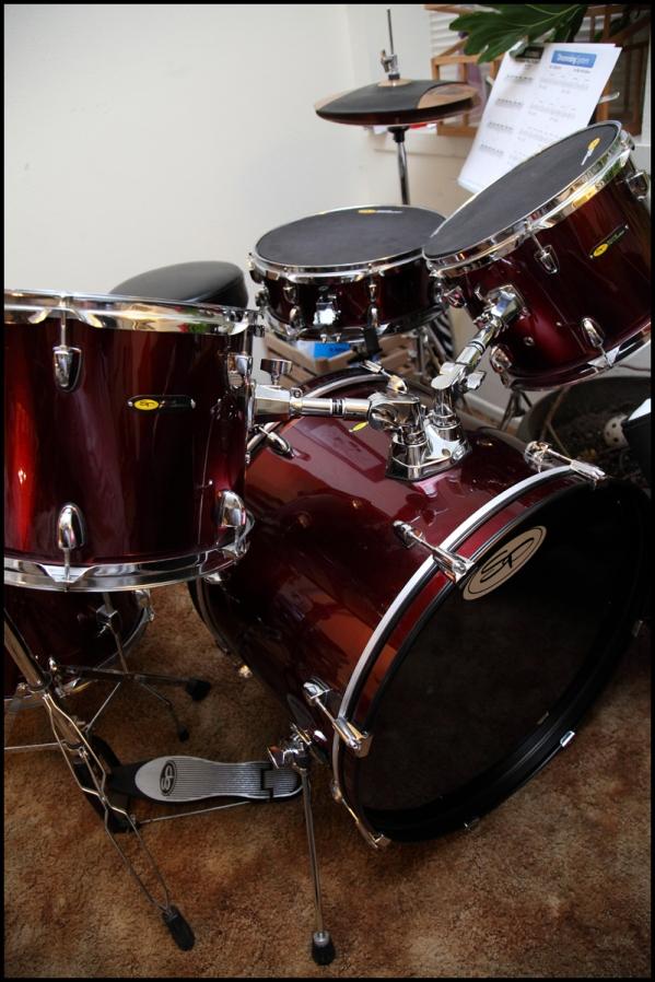 my drums - kd 1200