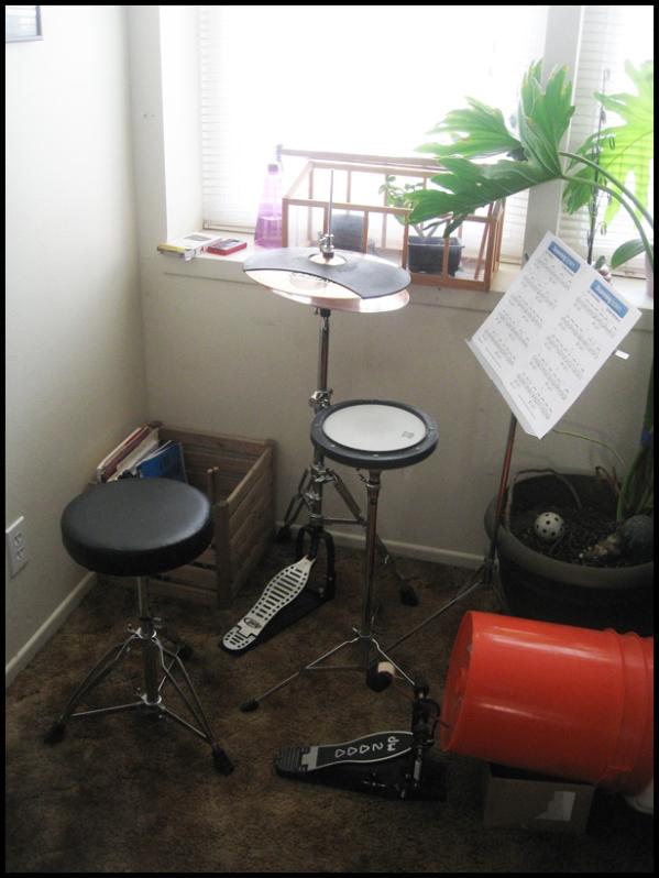 starting drum set sld 820