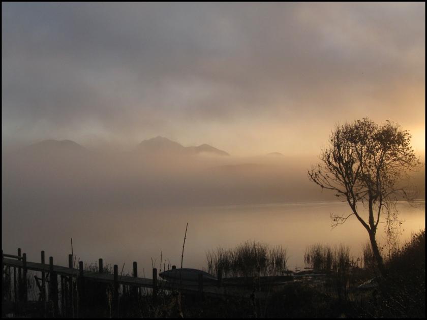 """new day dawning"" ~ sld"