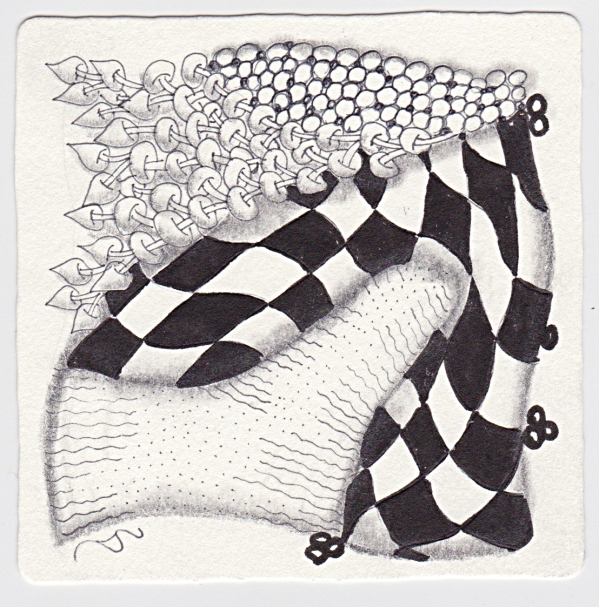 Zentangle 062016 by sld